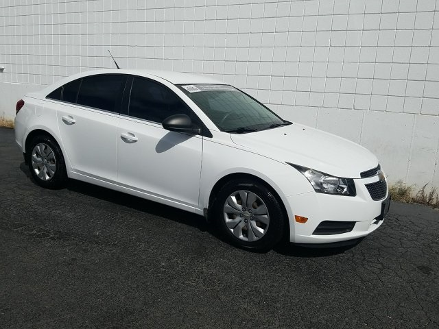 Amazing Certified Pre Owned 2012 Chevrolet Cruze LS
