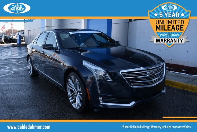 Pre-Owned 2016 Cadillac CT6 3.6L Platinum