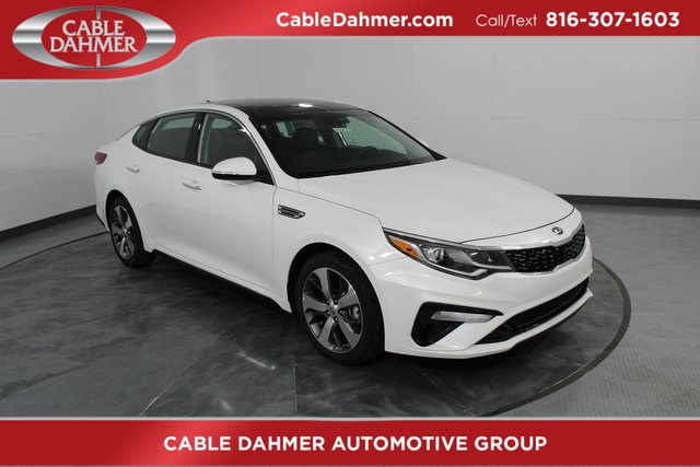 New 2019 Kia Optima S