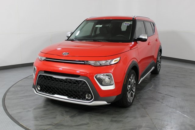 new 2021 kia soul xline 4d hatchback in lee's summit