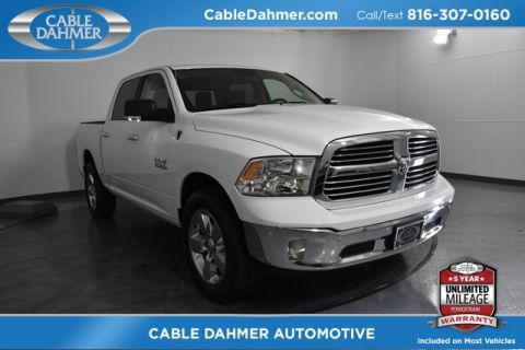 Pre-Owned 2016 Ram 1500 SLT 4WD
