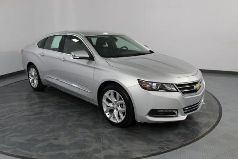 Pre-Owned 2018 Chevrolet Impala Premier FWD 4D Sedan
