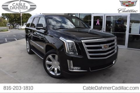 Certified Pre-Owned 2017 Cadillac Escalade Luxury 4WD