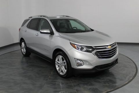 Pre-Owned 2019 Chevrolet Equinox Premier FWD 4D Sport Utility