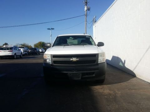 Pre-Owned 2007 Chevrolet Silverado 1500 Work Truck