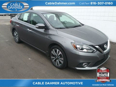 Pre-Owned 2016 Nissan Sentra SL FWD 4D Sedan