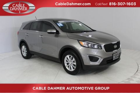 New Kia Sorento in Lee's Summit | Cable Dahmer Kia of Lee's Summit