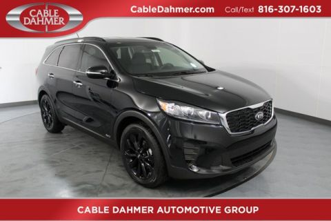 New 2019 Kia Sorento S AWD