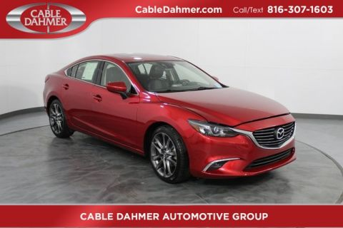 Pre-Owned 2016 Mazda6 i Grand Touring FWD 4D Sedan