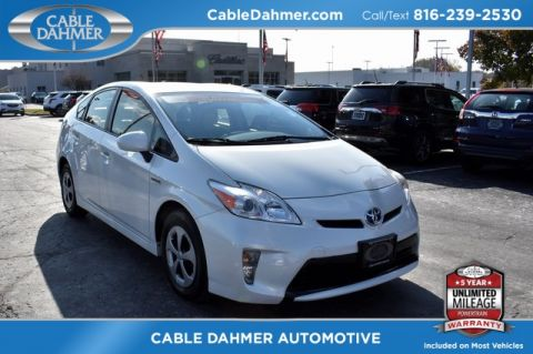 Pre-Owned 2012 Toyota Prius Three FWD 5D Hatchback