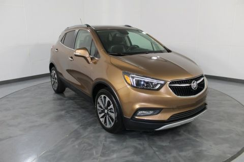 Pre-Owned 2017 Buick Encore Essence FWD 4D Sport Utility