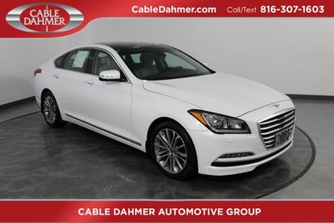 Pre-Owned 2016 Hyundai Genesis 3.8 RWD 4D Sedan